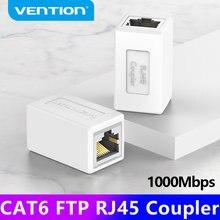 Vention Cat6 connecteur FTP Cat6/5e adaptateur Ethernet 8P8C câble d'extension d'extension réseau pour câble Ethernet connecteur RJ45