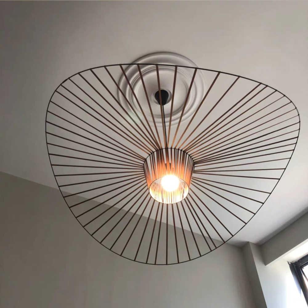 현대 LED 펜 던 트 램프 북유럽 디자인 서 스 펜 션 luminaires e27 다 이닝 테이블 주방 거실 침실 매달려 lampe 광택