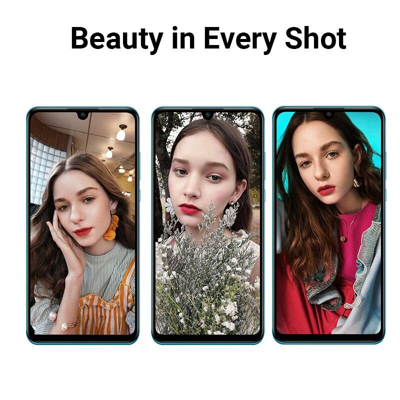 Глобальная версия huawei P30 Lite 4GB 128GB смартфон 24MP тройной Камера s 32MP Фронтальная камера 6,15 ''Full Экран Kirin 710 18 Вт QC - 3