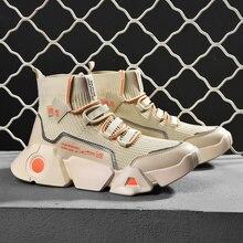Krasovki Fashion Men's Casual Shoes Brand Man Sneakers Chaus