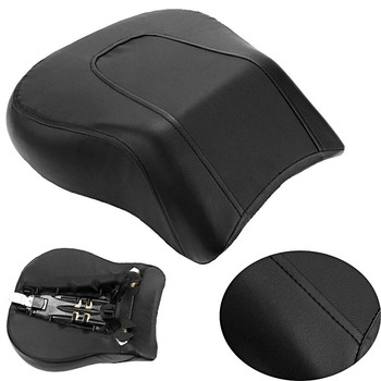 Motorcycle Seat Cushions Touring Passenger Pillions For Harley FLSTC HERITAGE SOFTAIL CLASSIC 2007 - 2017
