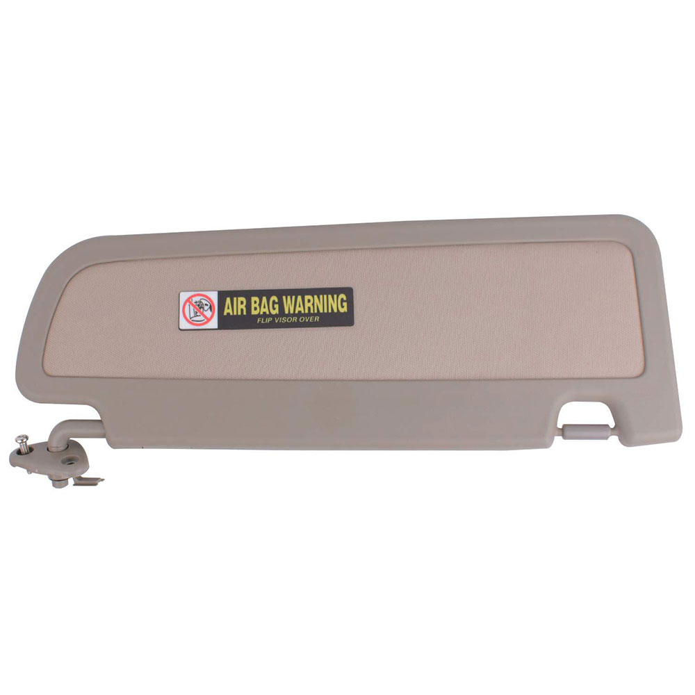 Car Interior Left Driver Side Sunvisor Sunshade Antidazzle Visor For <font><b>HONDA</b></font> <font><b>CIVIC</b></font> FA1 FD1 FD2 2006 <font><b>2007</b></font> 2008 2009 2010 2011 image