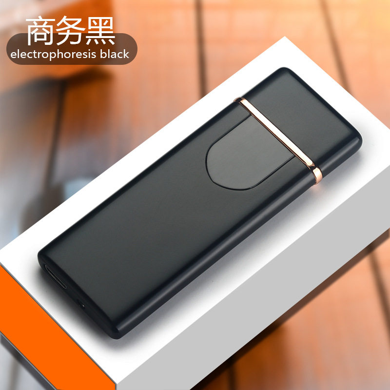 Sensor Lighters Usb-Charging Flameless New Tungsten Premium Compact DIDIHOU Touch-Screen
