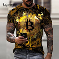 Vintage Letter Print Casual Men Short Sleeve Tee Shirts 2021 Summer O-Neck T-Shirt Mens Clothes Fashion Streetwear Pullover Tops