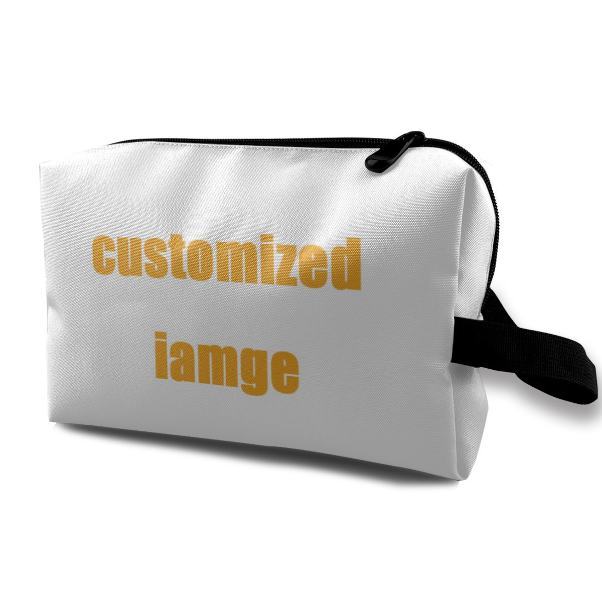 NOISYDESIGNS Custom Women Travel Makeup Bag In Cosmetic Bags & Case Clutch Tote Zipper Handbag Purse Fashion Toiletry Bag