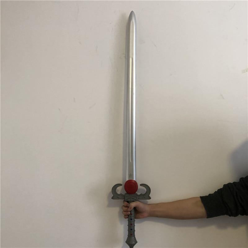 106cm Sword Thundercats Lion Sword Cosplay Prop Toy  Kids Weapon Gift Halloween Props