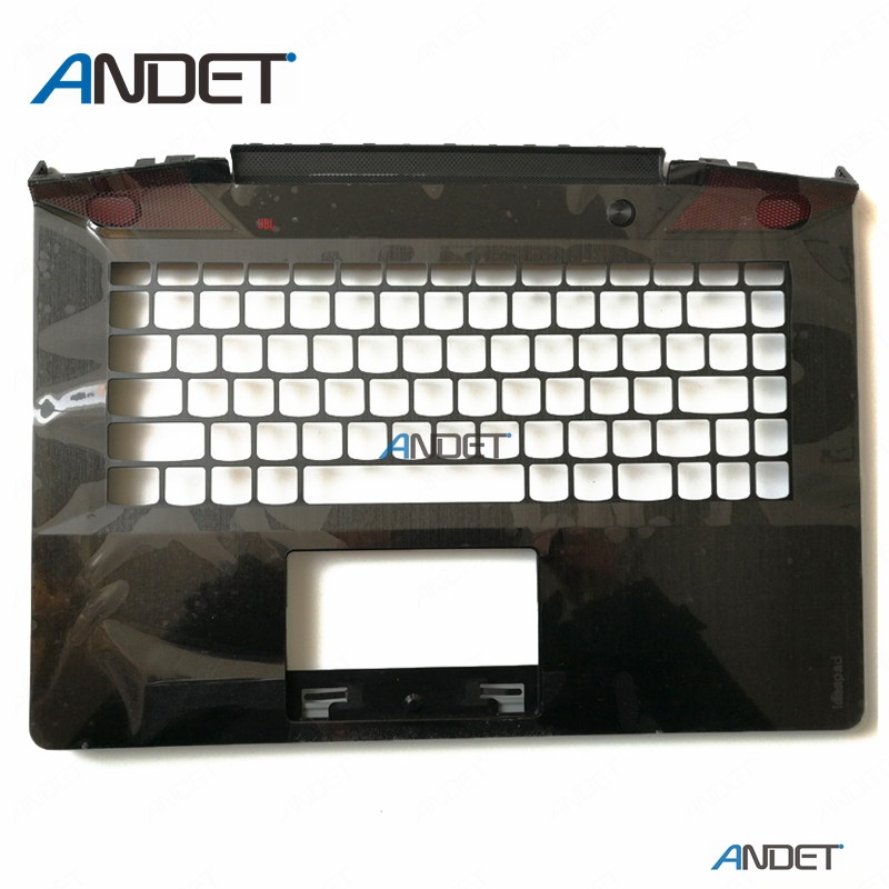Original New For <font><b>Lenovo</b></font> ideapad <font><b>Y700</b></font> 14 <font><b>Y700</b></font>-14 ISK Palmrest Keyboard Bezel KBD Upper <font><b>Case</b></font> Chassis Cover AP1F6000300 AP1F6000400 image
