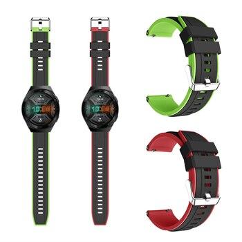 Watch Band For Huawei Watch GT 2e Smart Watch Bracelet 22mm Silicone Band For Huawei GT 2E/GT2/GT Wrist Strap For Honor Magic 2 фото