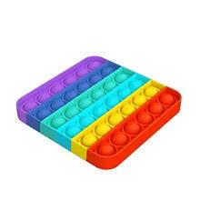 Itme kabarcık Fidget duyusal oyuncak otizm özel İhtiyaçları stres rahatlatıcı çocuklar yetişkin Antistresse oyuncak Popit stres oyuncakları basit Dimple