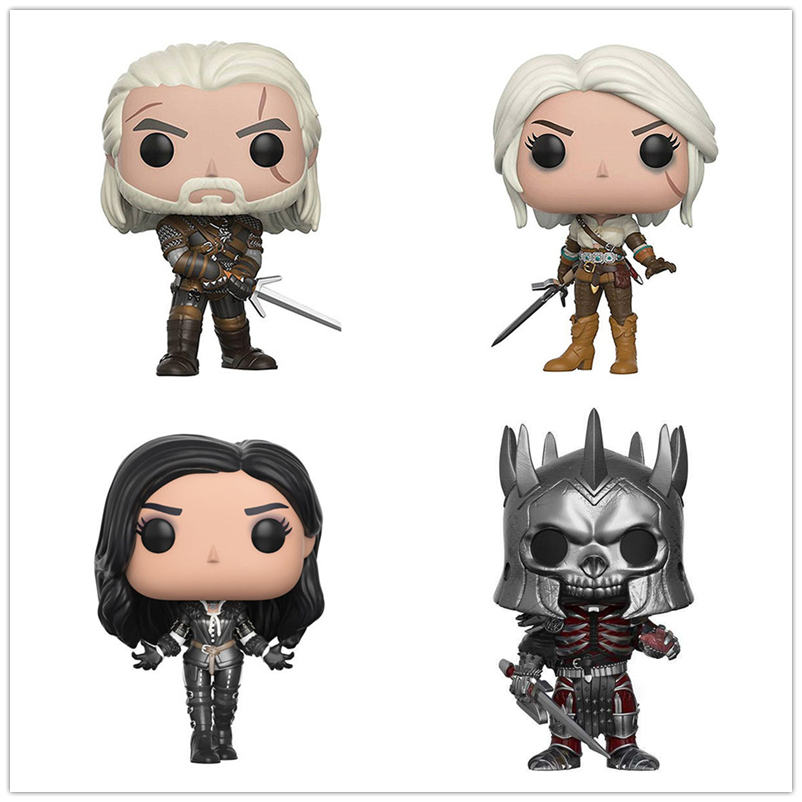 Game Character Witcher 3…