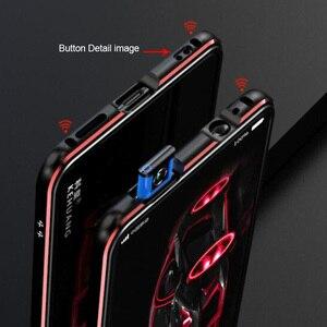 Image 5 - Dành Cho Xiaomi Mi 9T Ốp Lưng Funda Hãng Cao Cấp Bóng Nhôm Ốp Lưng Ốp Lưng Cho Xiaomi Mi 9T Pro Điện Thoại bao Da Khung Kim Loại + Quà Tặng