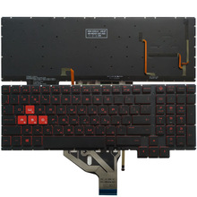 Laptop Keyboard Hp Omen Backlit New Russian for 15-ce/15-ce000/15-ce026tx/..