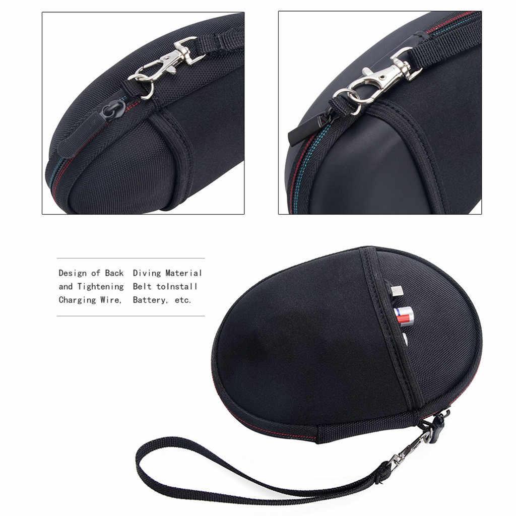 Twardy futerał pokrowiec na torebkę z brelokiem na PC MXMaster 3 mysz ochronny pokrowiec na mysz do gier torba na słuchawki