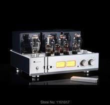 2020 האחרון MUZISHARE X9 300B צינור מגבר HIFI EXQUIS טהור כוח/משולב מנורת מאוזן Amp MZSX9 Upgrad עבור X 300B