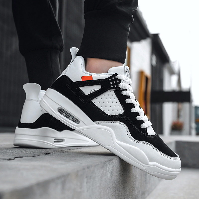 2019 Men Casual Shoes Increase Autumn Sport Breathable Sneakers Men Air Cushion Mesh Shoe Trend Trainers Shoes Zapatillas Hombre 2