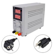 Mini regulador de conmutación ajustable con pantalla LED de 30V y 10A, fuente de alimentación CC para ordenador portátil de 220v, reparación de teléfono móvil, ordenador portátil K3010D