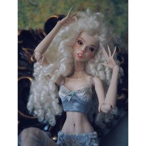 Image 4 - הגעה חדשה בובת BJD 1/4 בת FreedomTeller נשי גוף אופנה מתנה כמו Lillycat
