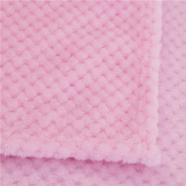 Flannel Blanket for Bed 2