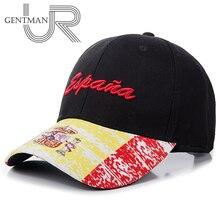 New Unisex Cap Spanish Letter Embroidery Baseball Cap Men & Women Casual Flag Style Outdoor Trucker Hat Cap Gorras