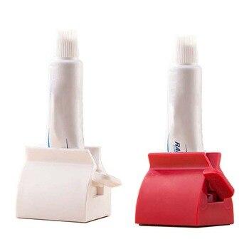 1pcs Rolling Tube Squeezer Tooth Paste Squeezer Toothpaste Dispenser 1
