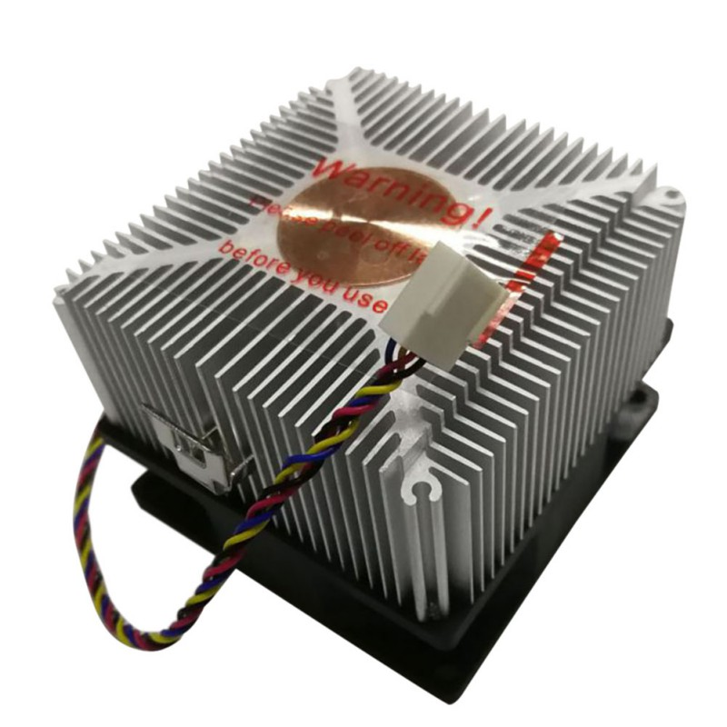 4Pin CPU cooler 115X 1366 2011,6 heatpipe dual-tower cooling 9cm fan Support for Intel AMD Cooler Cooling fan Cpu radiator image