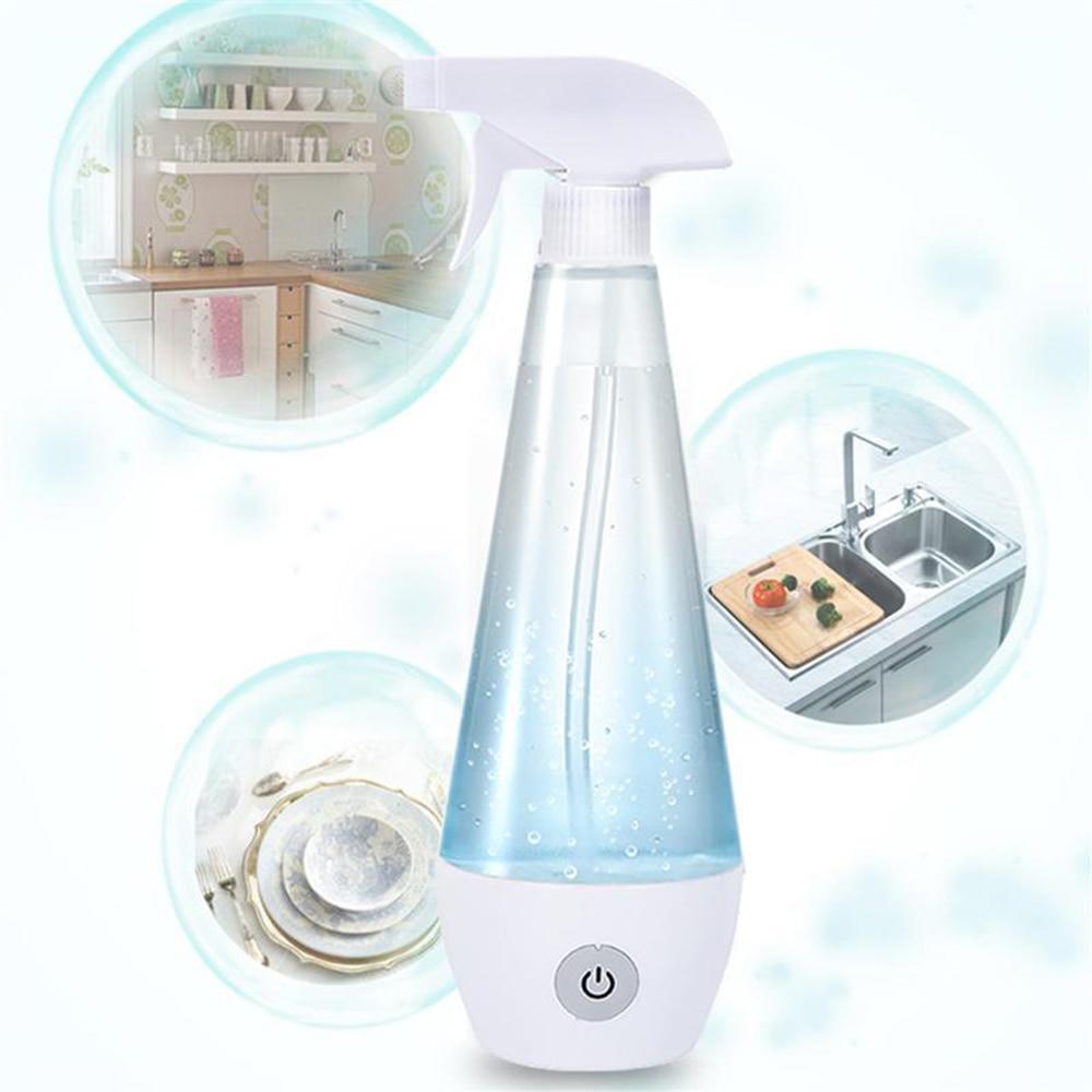 84 Disinfection Water Electrolytic Generator Sodium Hypochlorite Generator Disinfectant Liquid Making Machine Clean Air Spray