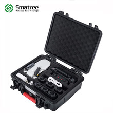 Smatree SmaCase DH500MN Floaty, wodoodporna twarda obudowa do DJI Mavic Mini (Drone i akcesoria nie są dołączone)