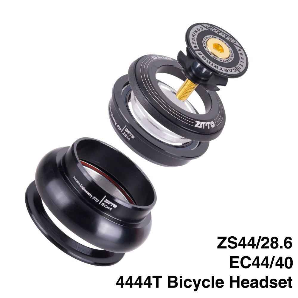 Велосипедная гарнитура MTB 44 мм ZS44 EC44 ЧПУ 1 1/8