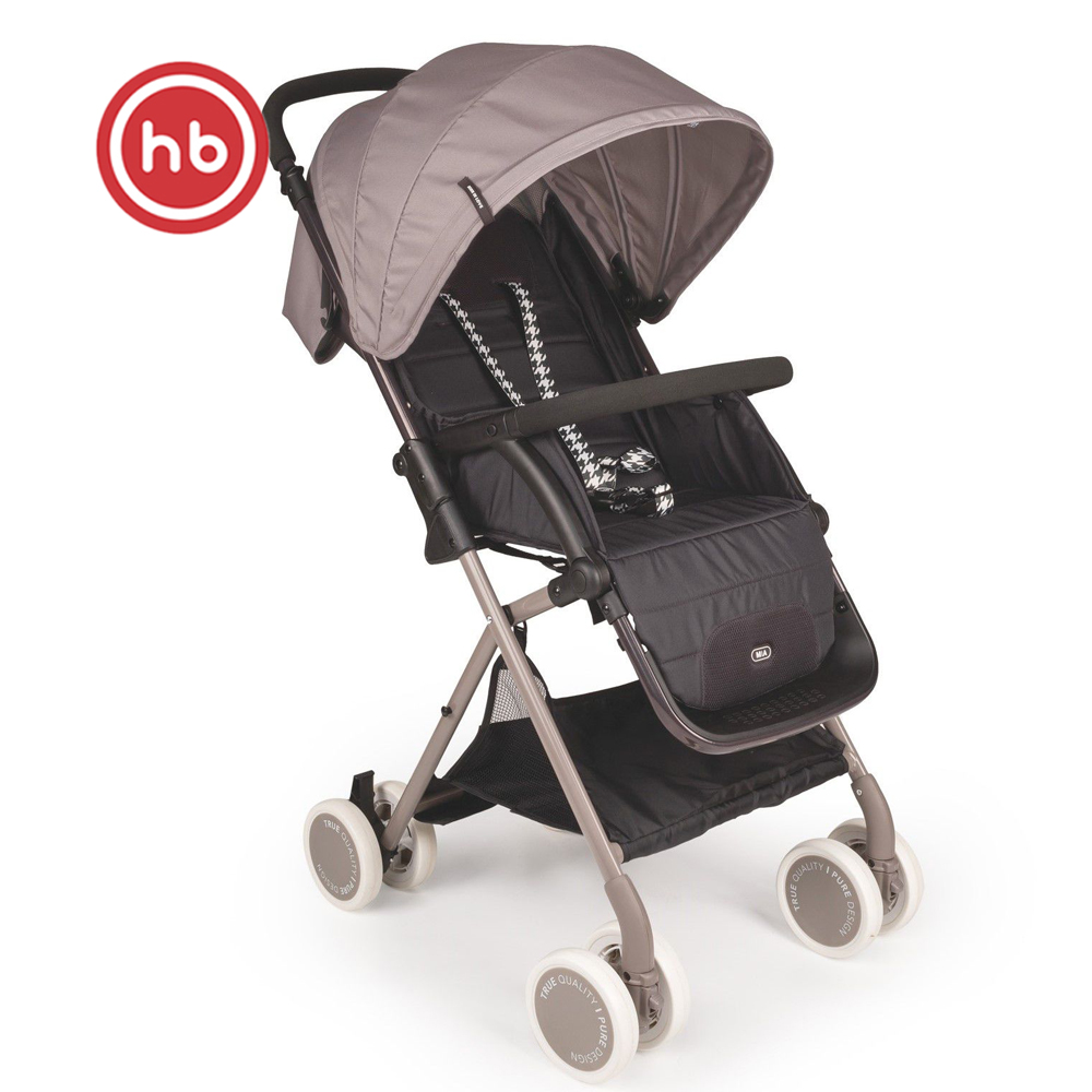 Lightweight Stroller Happy Baby mia Mother and Kids stroll baby for boys and girls children strollers green Green