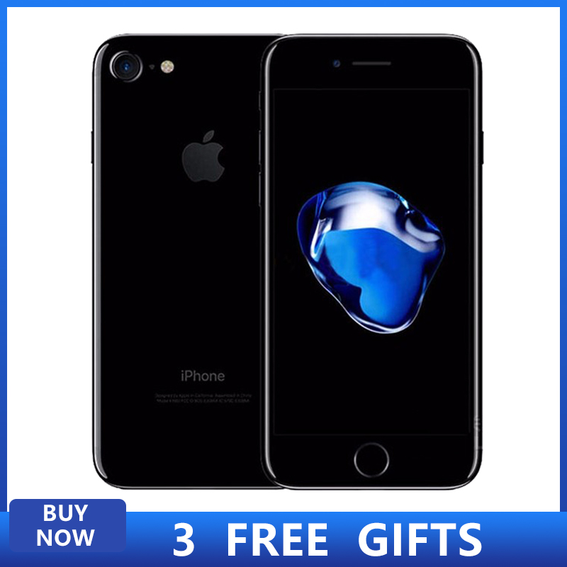 Soyes Apple iPhone 7 7-Plus 32gb Nfc Quad Core Fingerprint Recognition Used Camera Unlocked