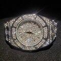 Часы MISSFOX женские кварцевые, модные повседневные водонепроницаемые стальные, под платье, подарок на день Святого Валентина, серебристые