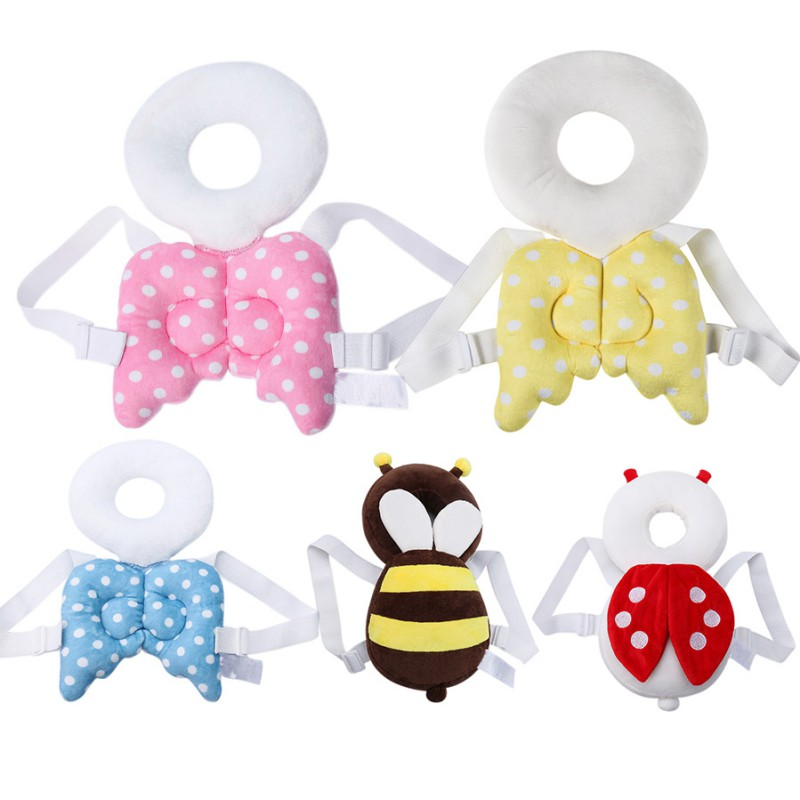 Sale Baby Boys Girls Head Protection Pillow Head Restraint Pad Attachment In Infantsborn Care Neck Pillow