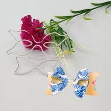 Bow beautiful flower knot metal cutting die clipbook paper knife die stamping die new die russische zaren die rurikiden die romanows