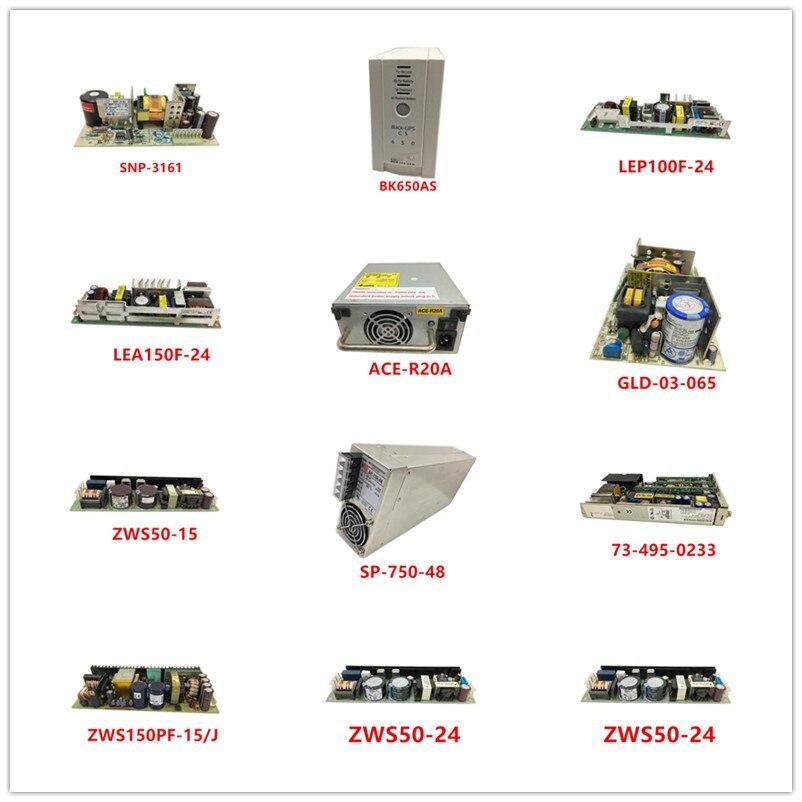 SNP-3161| BK650AS| LEP100F-24| LEA150F-24| ACE-R20A| GLD-03-065| ZWS50-15| SP-750-48| 73-495-0233| ZWS150PF-15/J| ZWS50-24 Used