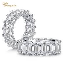 Роскошные кольца wong rain из стерлингового серебра 925 пробы