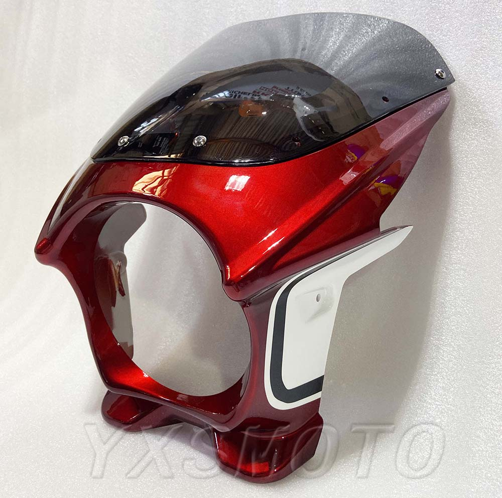 Suitable CB400 CB1300 Hood Inside And Outside Painting Processing Custom Colors Customized To Map