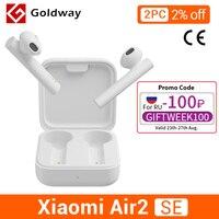 Versión Global Xiaomi Air2 SE TWS Mi Bluetooth inalámbrico verdadero auricular aire 2 SE auriculares AirDots Pro 2SE 2 SE 20h Control táctil