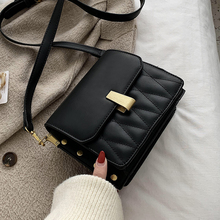 Small PU Leather Crossbody Bags For Women 2020 Fashion Quality Messenger Shoulde