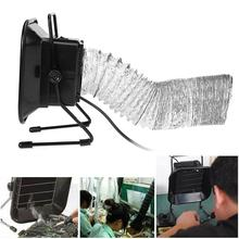 Fume Extractor Smoke-Fan-Tool Solder-Iron Welding Instrument AIR-FILTER Professional
