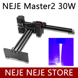 NEJE Master 2 20W/30W desktop Laser Engraver and Cutter - Laser Engraving and Cutting Machine - Laser Printer - Laser CNC Router