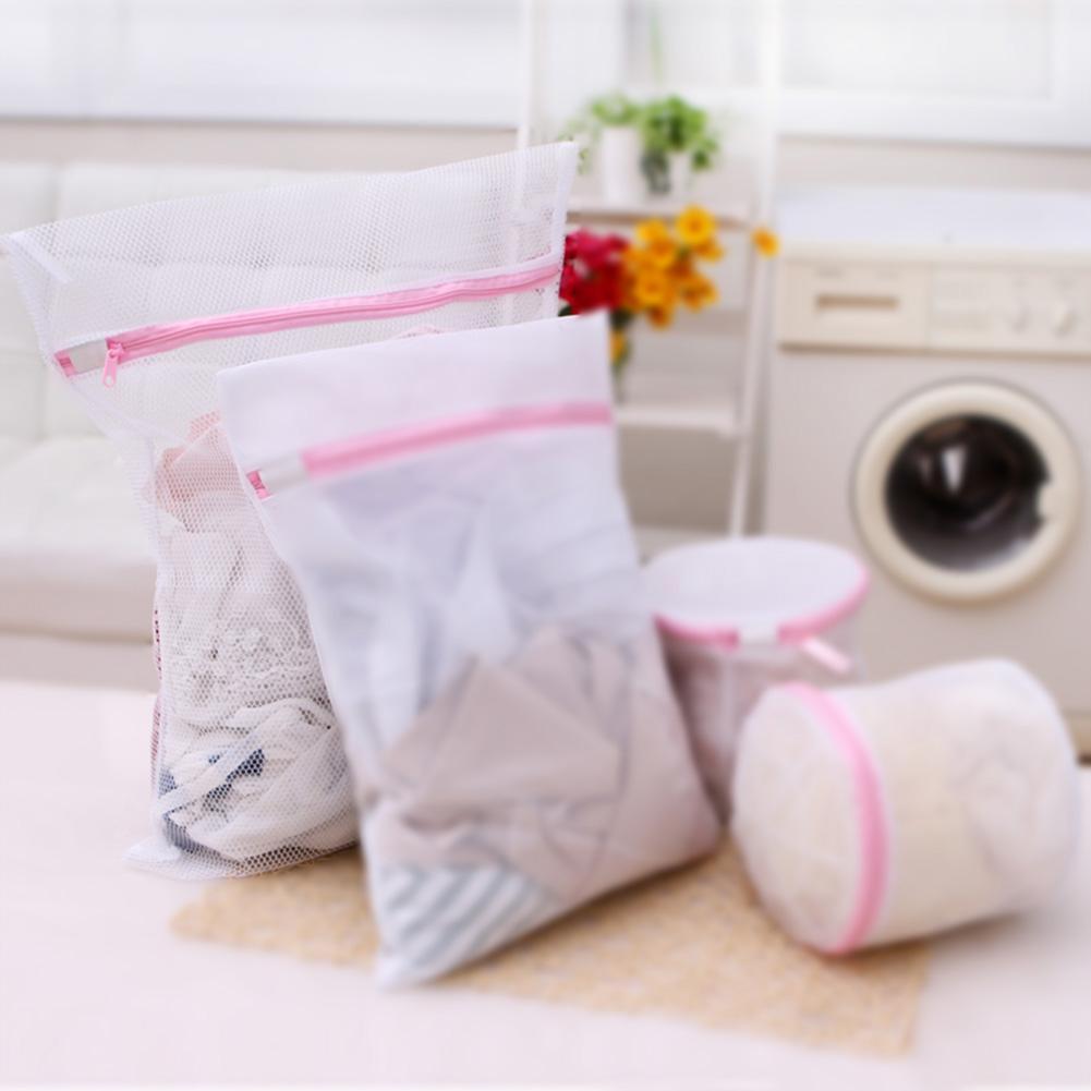 Underwear Clothes Aid Bra Socks Laundry Washing Machine Net Mesh Bag Sorter Travel Laundry Bag Bra Wash Bag Mesh Clothing