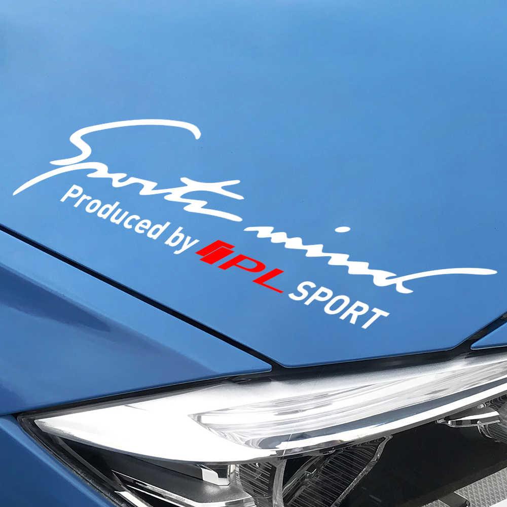 Dla Infiniti Q50 Q60 Q70 Q30 QX70 QX60 QX50 QX80 QX30 FX35 FX37 FX50 G35 G37 samochodu IPL sportowe lampa naklejki osłonki akcesoria