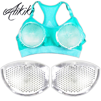 Women's Breast Push Up Bra Pads Removeable