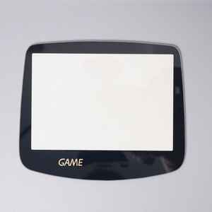 GLASS LENS FOR GBA IPS LCD V2 GAMEBOY ADVANCE ACCESSORIES(China)