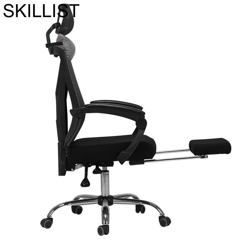 Taburete Ergonomic Stoelen Fotel Biurowy Cadir Stoel Furniture Armchair Sillon Sedia Cadeira Poltrona Silla Gaming Office Chair