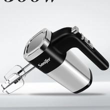 Dough Blender Hand-Mixer Egg-Beater Speeds Electric Sonifer Kitchen High-Power 500W 220V