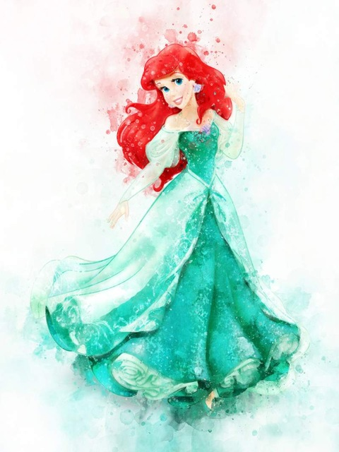 All-Princess-Watercolor-Painting-Canvas-Print-Nursery-Wall-Art-Poster-Elsa-Anna-Party-HD-Picture-Baby.jpg_640x640 (2)