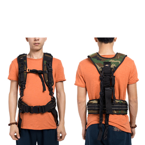Image 3 - Camera DSLR Utility Belt Technical Harness Kit Photography Hanging Lens Pouch  Case Multifunctional Fixed Backpack Strap