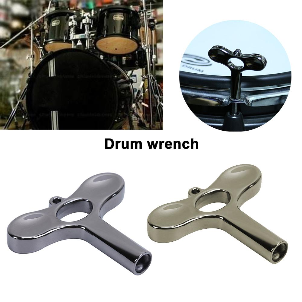 Professional Drum Wrench Drum Set Installation Regulator Key Quick Drum Accessory Musical Instruments Tool Drum Stick Key Buckle