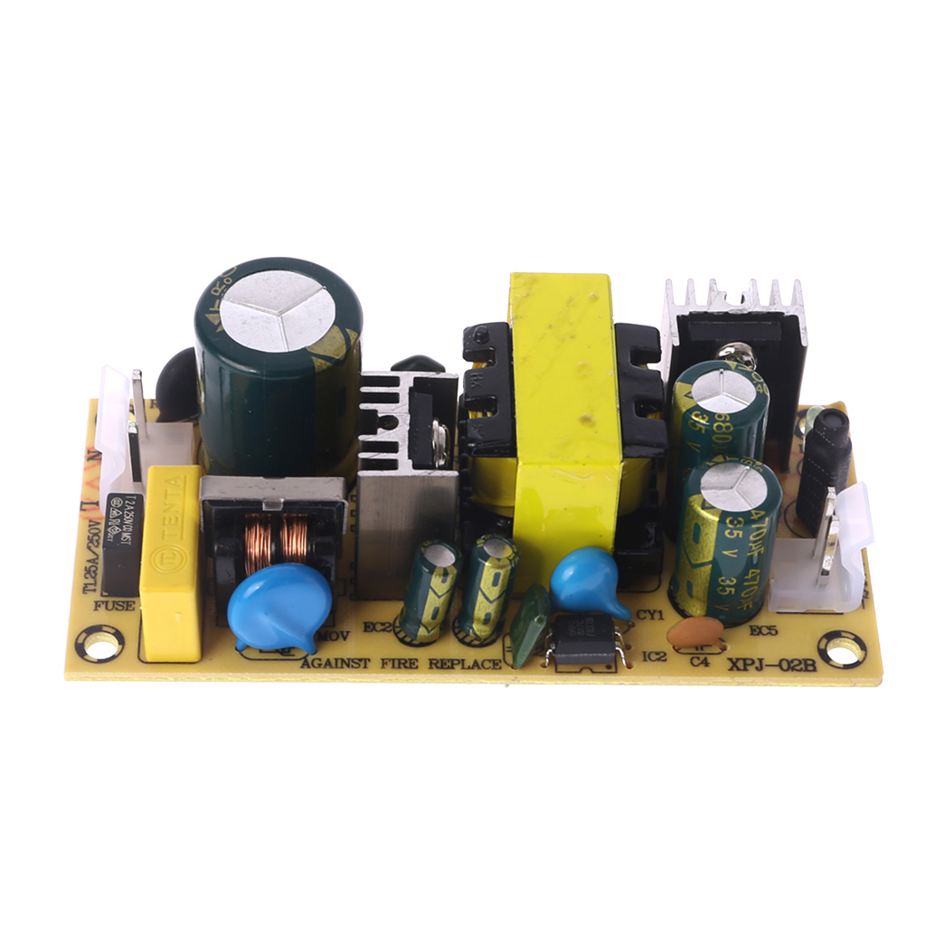 <font><b>24V</b></font> <font><b>1.5A</b></font> 36W Switching Power Supply Module <font><b>AC</b></font> 220V To <font><b>DC</b></font> <font><b>24V</b></font> Board For Repair Drop Ship Support image